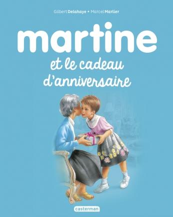 Martine et le cadeau d'anniversaire - Tome 38