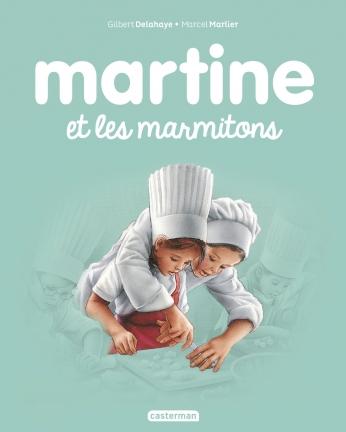 Martine et les marmitons  - Tome 51