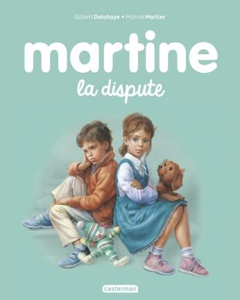 Martine, la dispute