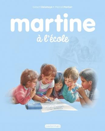 Martine à l'école  - Tome 34