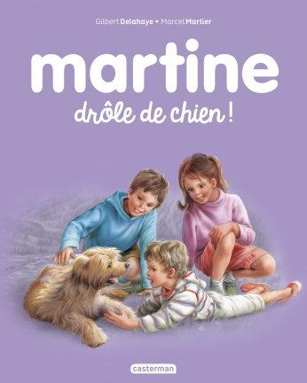 Martine - Drôle de chien !  - Tome 18