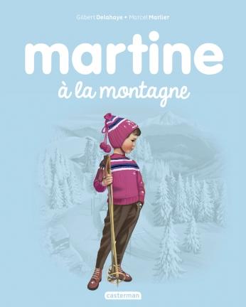 Martine à la montagne  - Tome 7