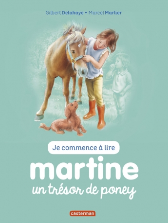 Martine, un trésor de poney