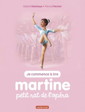 Martine, petit rat de l'opéra