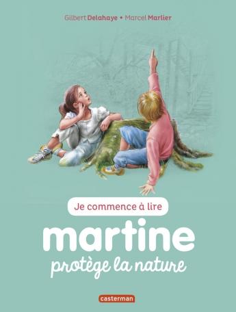 Martine protège la nature  - Tome 42