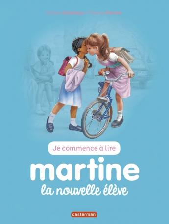 Martine, la nouvelle élève