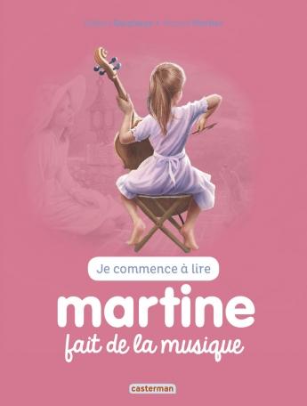 Martine fait de la musique  - Tome 43