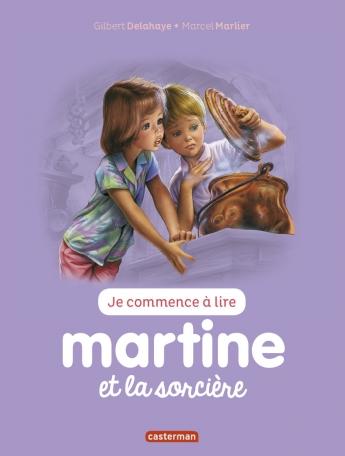 Martine et la sorcière  - Tome 9