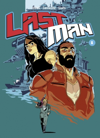 Lastman - Tome 8 - Édition de luxe