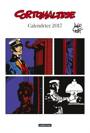 Calendrier Corto Maltese 2017