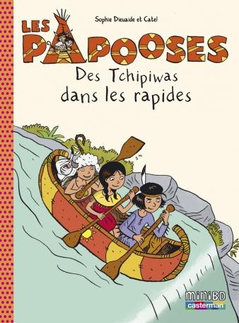 Des Tchipiwas dans les rapides