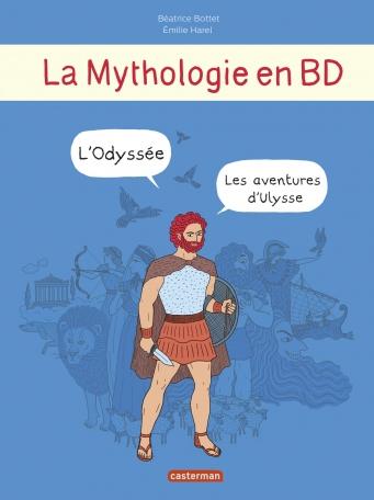 La Mythologie en BD - Les aventures d'Ulysse