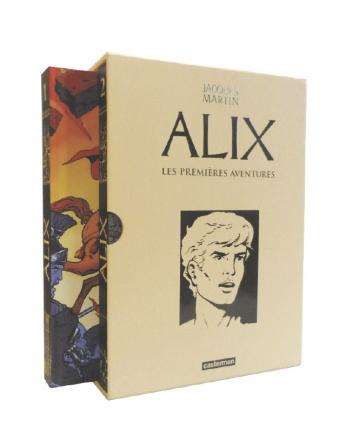Alix, les premières aventures