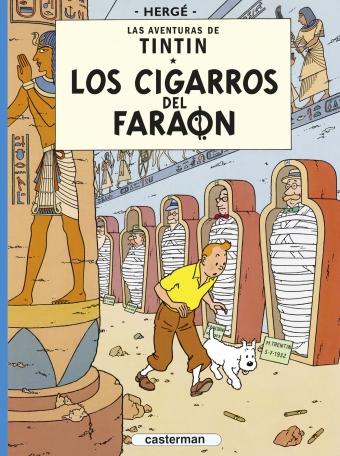 Les cigares du pharaon  - En languedocien