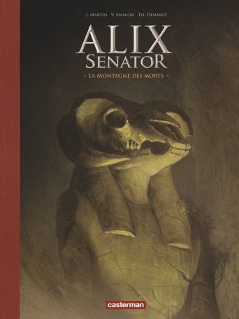 Alix Senator - Édition Deluxe - Tome 6 - La montagne des morts