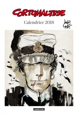 Calendrier Corto Maltese 2018
