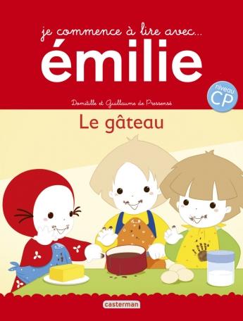 Je commence à lire avec Emilie - Tome 15 - Le gâteau