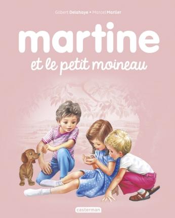Martine et le petit moineau