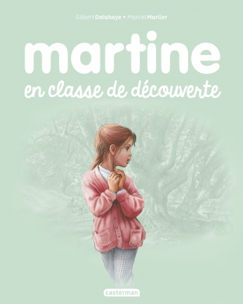 Martine en classe découverte