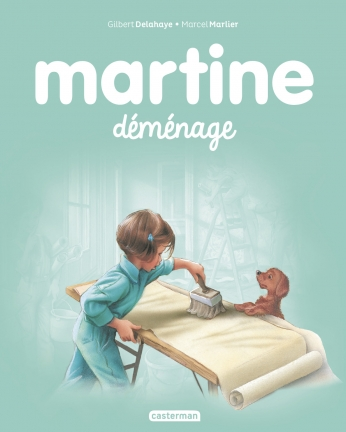 Martine déménage - Tome 42