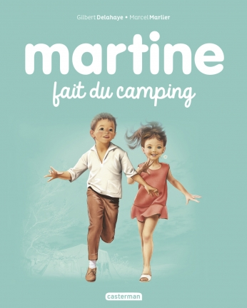 Martine fait du camping - Tome 9