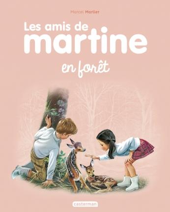 Les amis de Martine en forêt