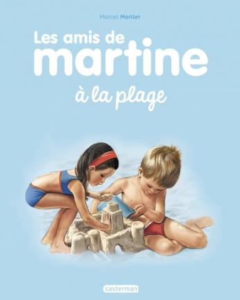 Les amis de Martine - Tome 2 - à la plage