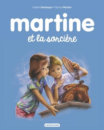 Martine et la sorcière - Tome 39