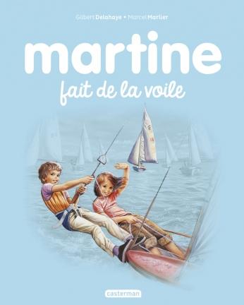 Martine - Tome 28 - Martine fait de la voile
