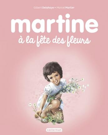 Martine à la fête des fleurs
