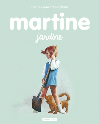 Martine - Tome 20 - Martine jardine
