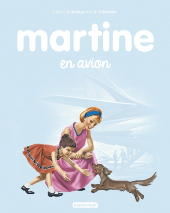 Martine en avion - Tome 15
