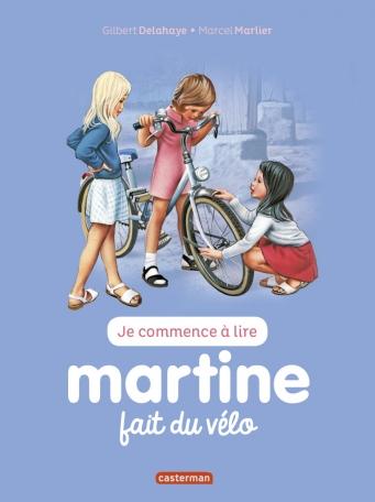 Je commence à lire avec Martine - Tome 32 - Martine fait du vélo