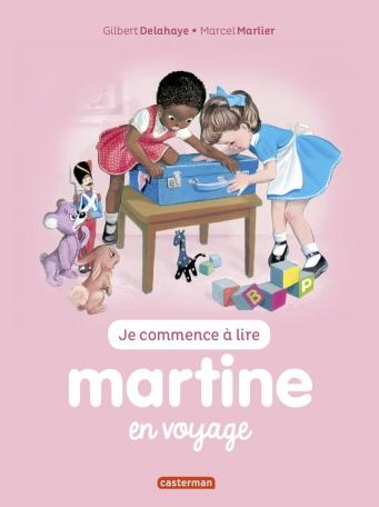 Je commence à lire avec Martine - Tome 36 - Martine en voyage