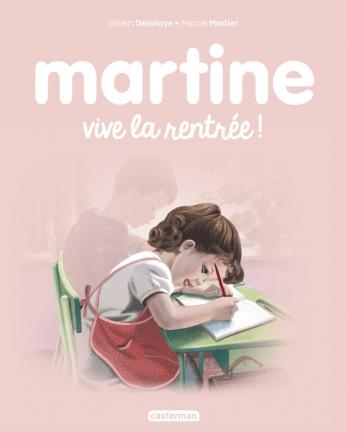 Martine - Vive la rentrée ! - Tome 5
