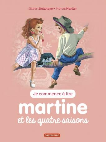Je commence à lire avec Martine - Tome 52 - Martine et les quatre saisons