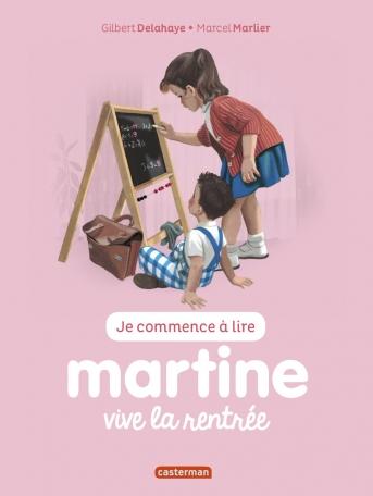 Martine, vive la rentrée (Je commence à lire)