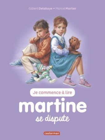Martine se dispute