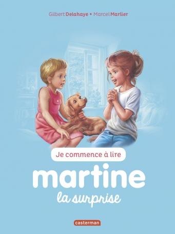 Martine, la surprise