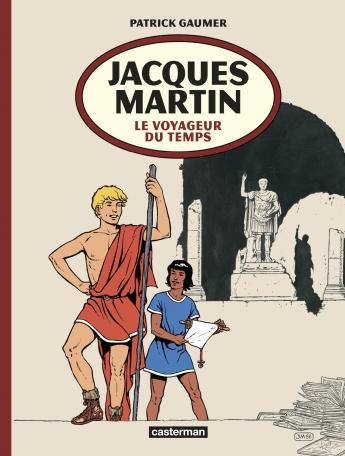 Jacques Martin, le voyageur du temps