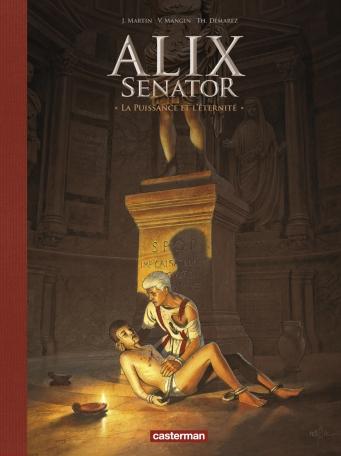 Alix Senator - édition Luxe - Tome 7 - La Puissance de l'Éternité