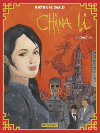 China Li - Tome 1 - Shanghai