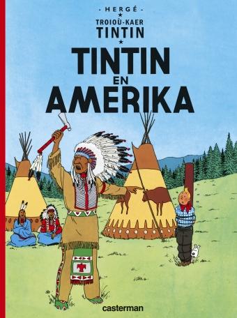 Tintin en Amerika - En breton
