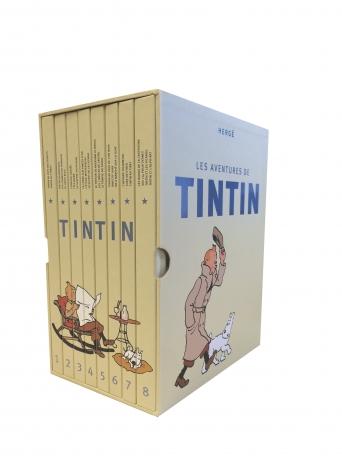 Coffret intégral Tintin