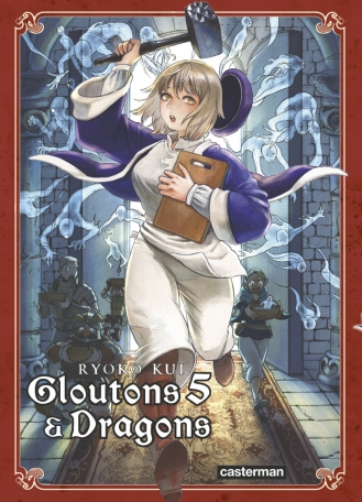 Gloutons et Dragons - Tome 5