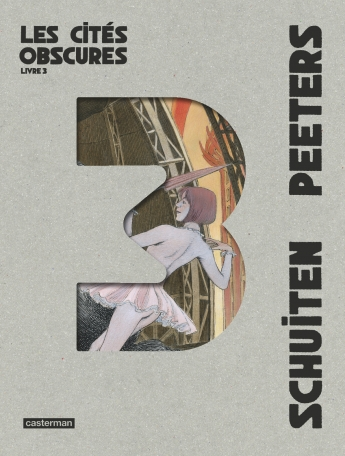 Les Cités Obscures - Intégrale - Livre 3