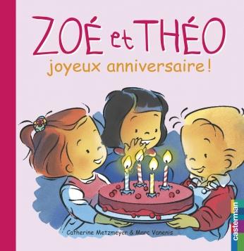Zoé et Théo - joyeux anniversaire !