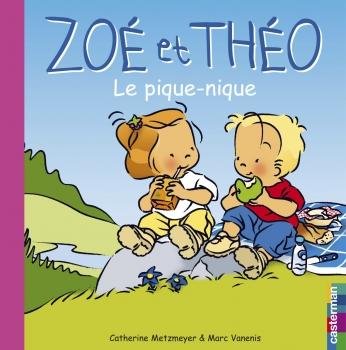 Zoé et Théo  - Le Pique-nique