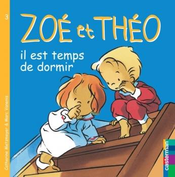 Zoé et Théo - Il est temps de dormir