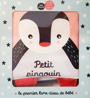 Petit pingouin et ses amis